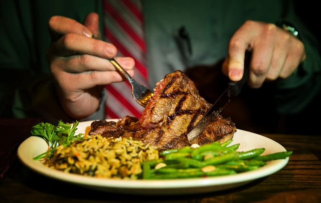Steak, well done Delicious cuts are sign of decades spent perfecting methods