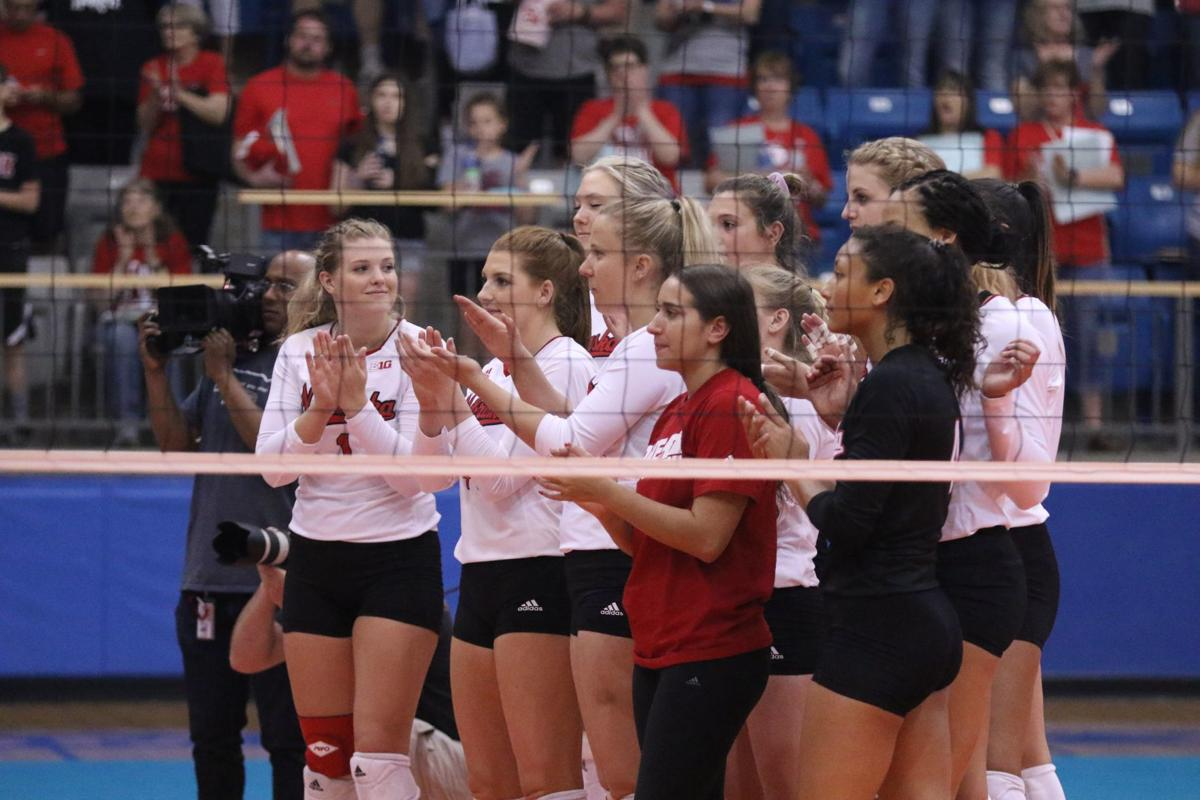 Three former Huskers named to Team USA's final roster for 2019 FIVB