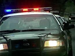 Police cruiser image