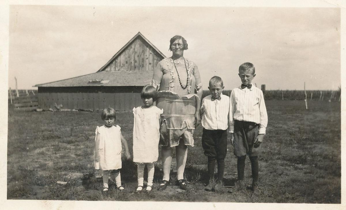 A family's genealogy project