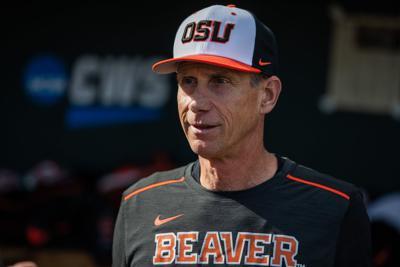 Longtime Oregon State baseball coach Pat Casey announces retirement
