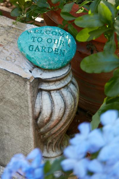 Fairacres garden detail