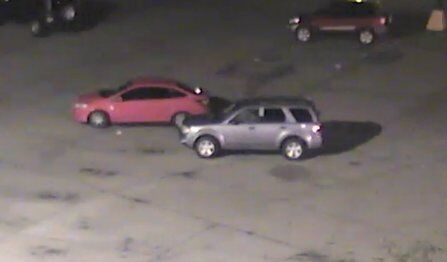 Suspect Vehicle in Shooting 1