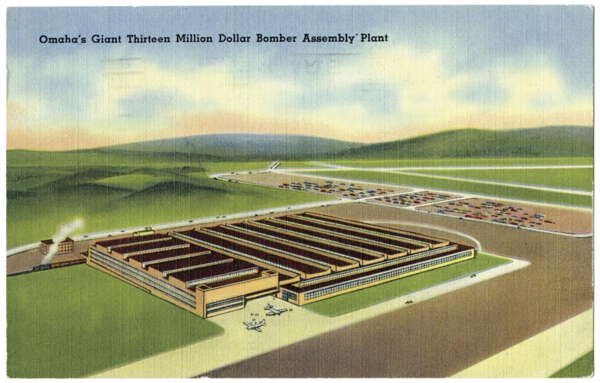 Martin-Nebraska bomber plant
