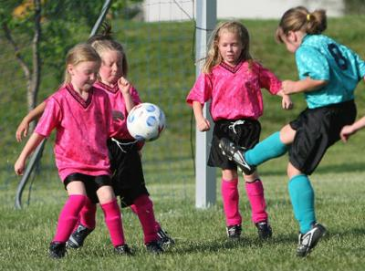 Everyone wins when kids get active on the field, court