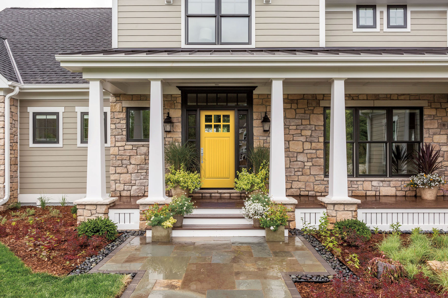 Picking the perfect front door Tips for