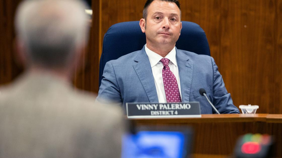 Mayor Stothert: She has no authority to remove Councilman Palermo, decision up to council