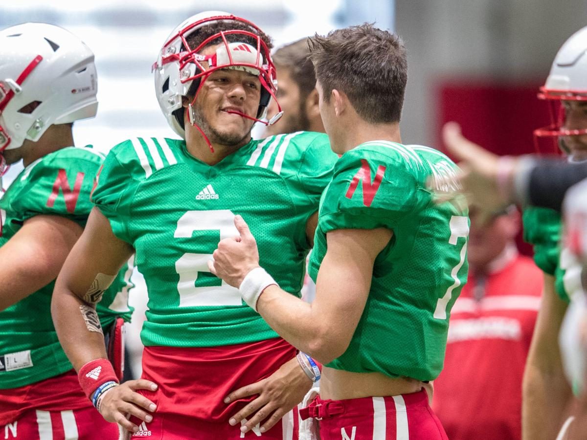 Shatel: Don't compare Husker quarterback Adrian Martinez to the past. Just enjoy his presence