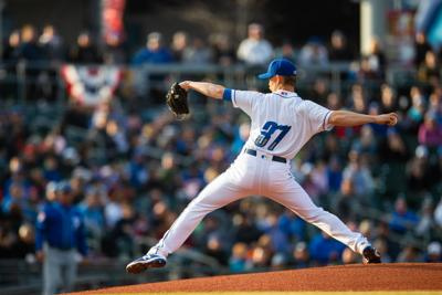 Storm Chasers experiment with MLB trend, use Josh Staumont, Kyle Zimmer in 'opener' role (top)