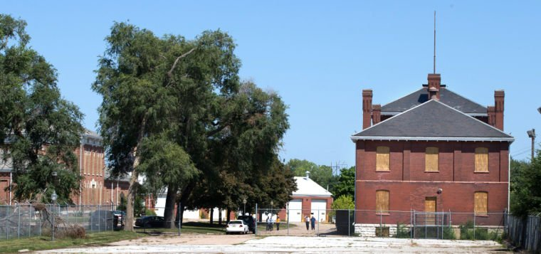 Historic Omaha Army depot put on online auction block