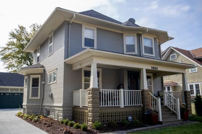 Omaha couple find 'everything' they wanted in their Dundee rental