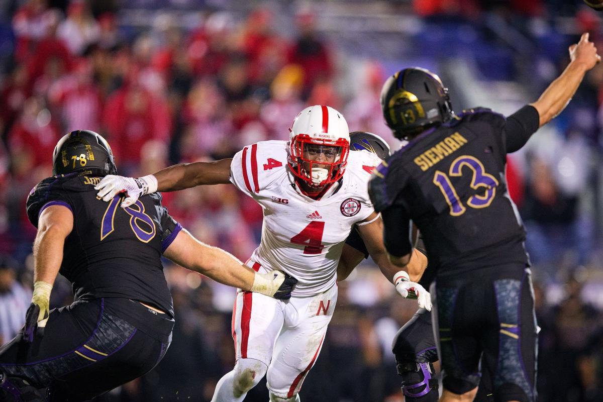 Huskers think Zach Duval's workouts are brutal — but it's 'a good