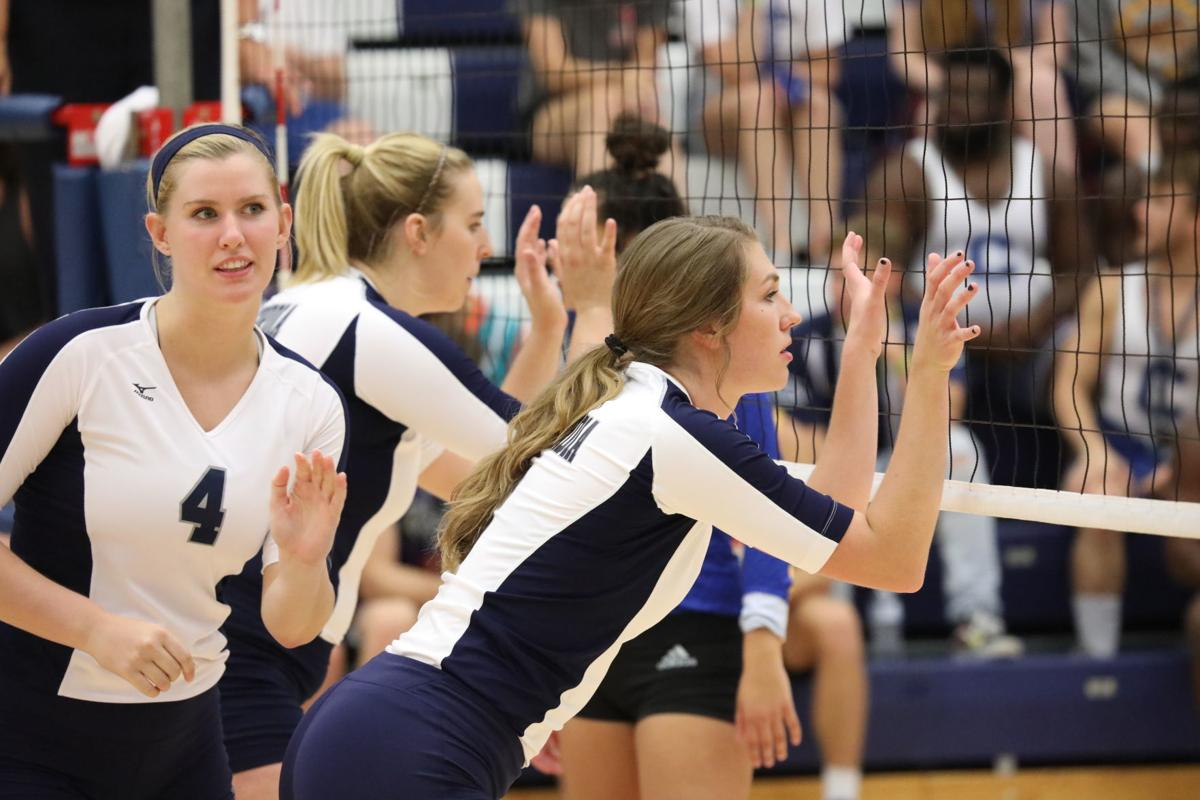 This season, Concordia volleyball wants to finish how it started