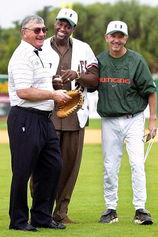Former Miami coach was 'man of great vision'