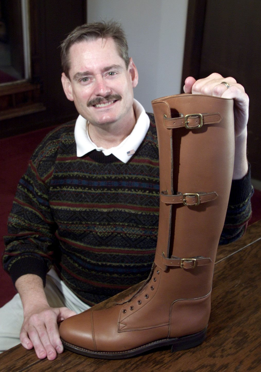 Omaha S Dehner Boot Co Known Worldwide But Not Locally