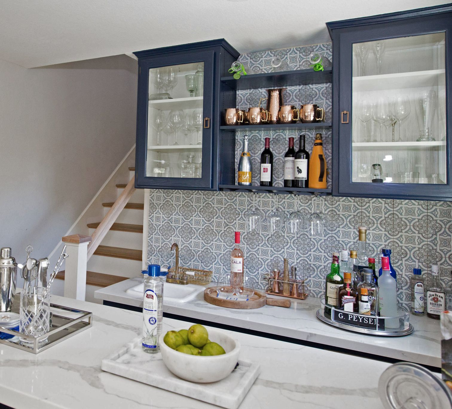 - Backsplash To The Max; It Will Add Texture And Interest To Your