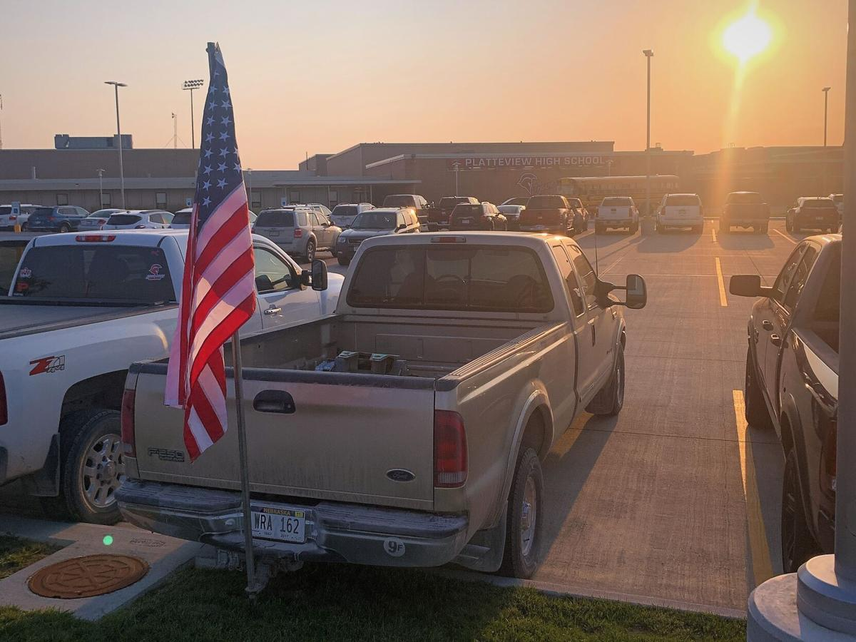 Students create 9/11 Memorial Events - Platteview2