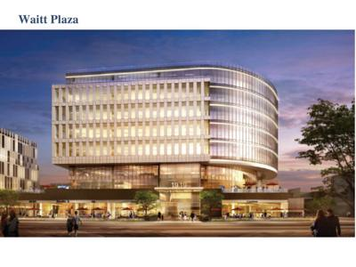 50 Million Aksarben Village Project To Feature 8 Story Office Retail Building Garage