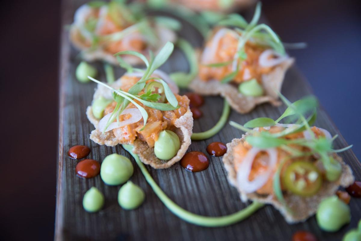 Sushi main appetizer and lead image