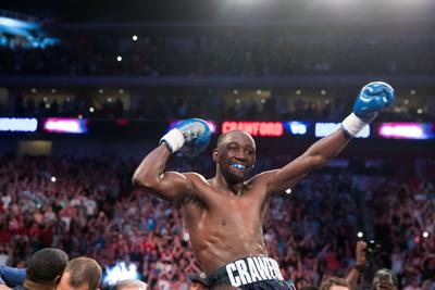 Omaha native Terence 'Bud' Crawford wins 2018 ESPY for Best Fighter
