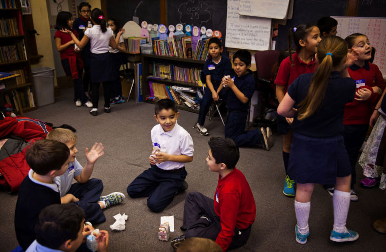 Omaha Archdiocese tries to prepare kids for big changes ahead