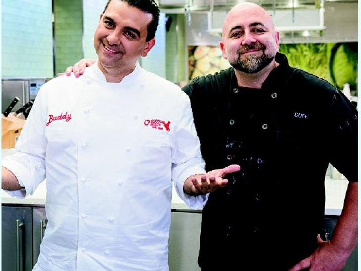 Head To Head Duff Goldman And Buddy Valastro Face Off Articles