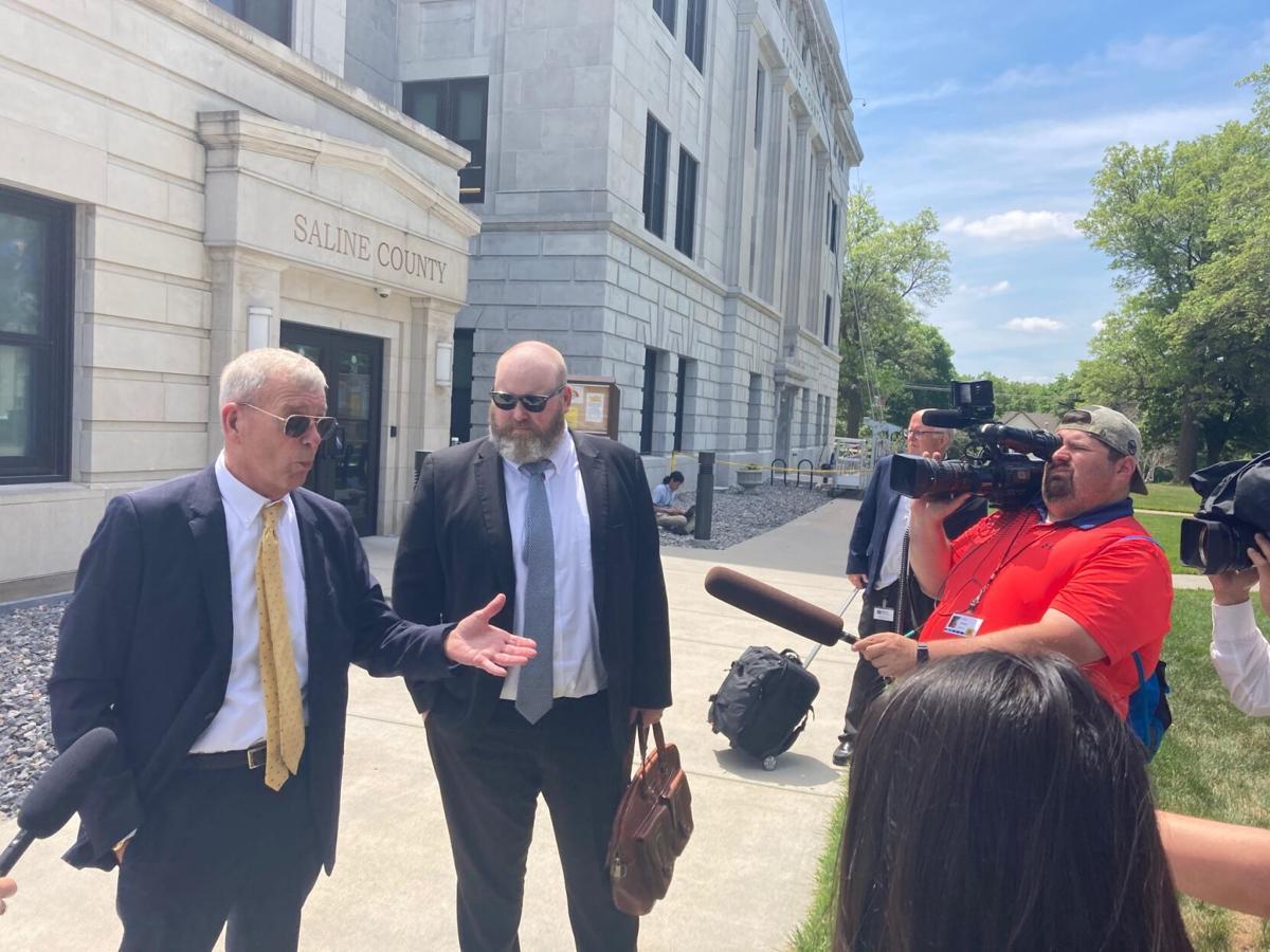 Aubrey Trail defense attorneys June 9, 2021