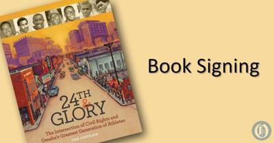 24th & Glory book signing