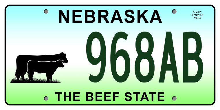 nebraska cattlemen make push for 'beef state' specialty license