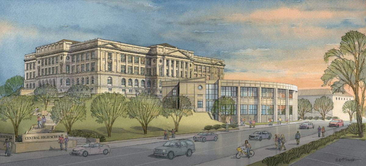work scheduled to start this summer on addition at omaha central