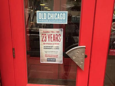Old Chicago Closing