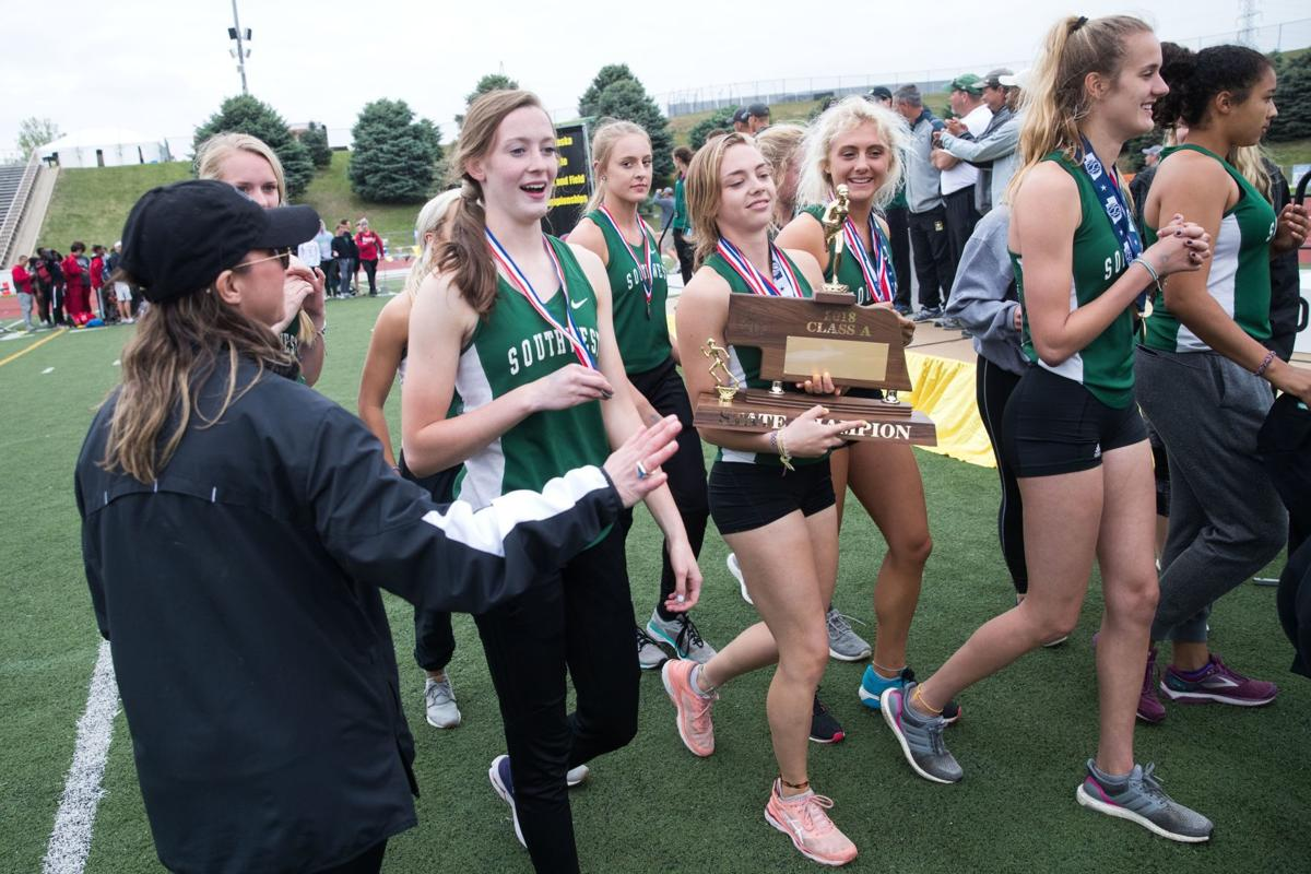 Lincoln Southwest clinches Class A All-Sports Award with a strong spring season
