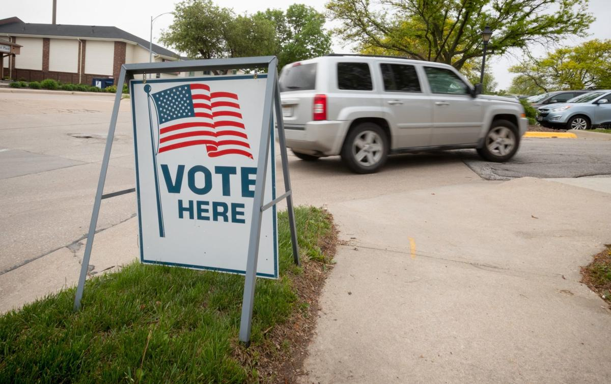 Nebraska primary election, May 15