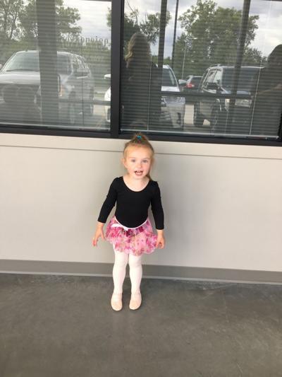 Lynn Kirkle dance daughter