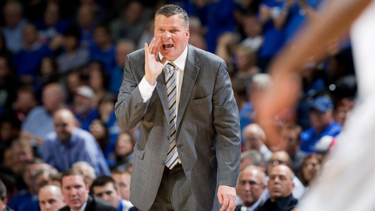 Embracing the grind, Creighton coach Greg McDermott welcomes tough Big East schedule