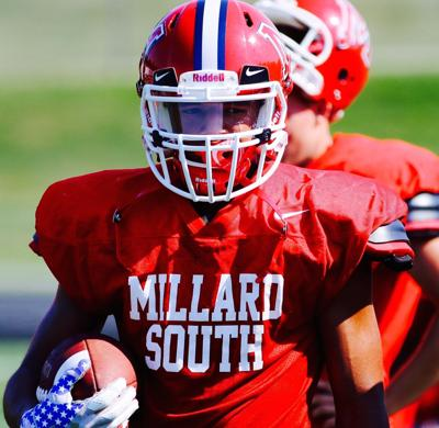 Practice report: Millard South looks to push forward behind experienced offensive line