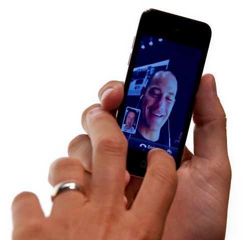 Face time, all the time, creates a new frontier