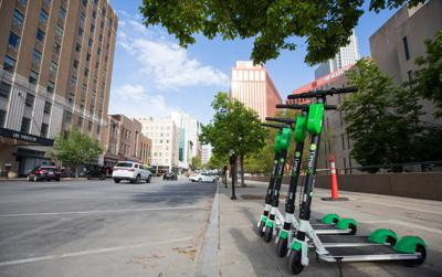 scooters in Omaha (copy)