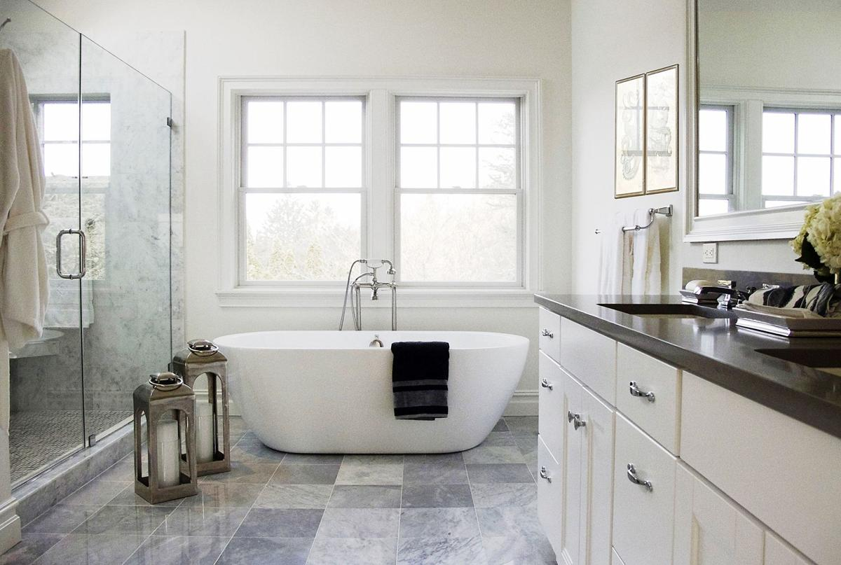 Five Ideas To Freshen A Bathroom On A Budget Inspired Living
