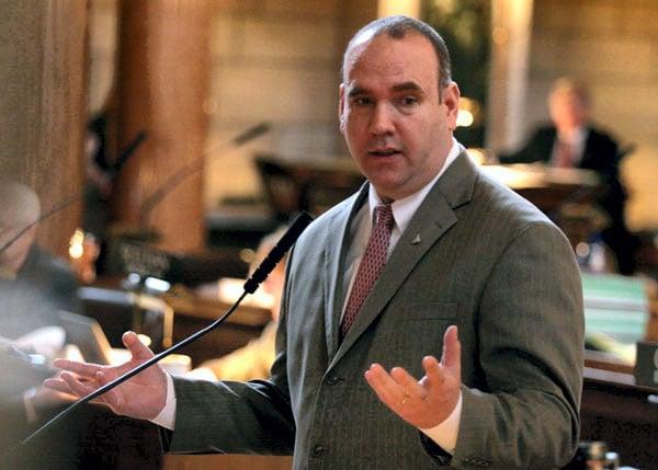 Sarpy County Sen. Scott Price makes resignation from Nebraska Legislature official