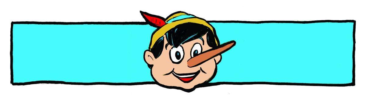 20. Pinocchio