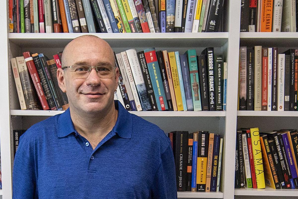 Barak Mendelsohn, an associate professor of political science at Haverford College, grew up in Israel.