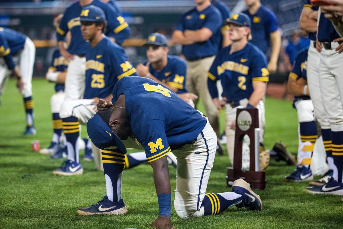 Michigan's breakthrough at College World Series lights way for northern teams
