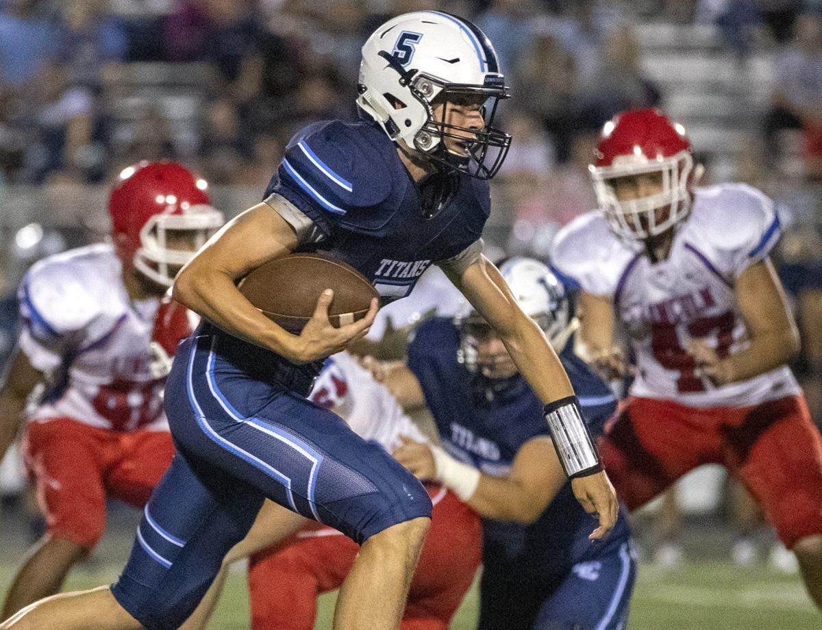 Lewis Central stages complete performance in 70-7 win over crosstown foe Abraham Lincoln