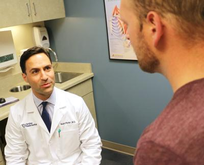 'Fellowship-trained recruit elevates OrthoNebraska's spine team; patients are biggest winners'