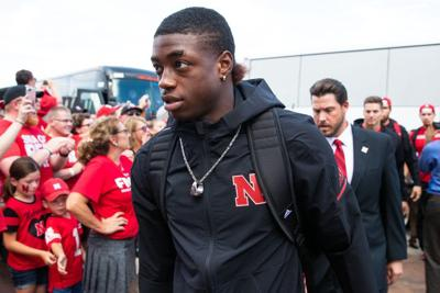 Husker RB Maurice Washington faces child porn charges in