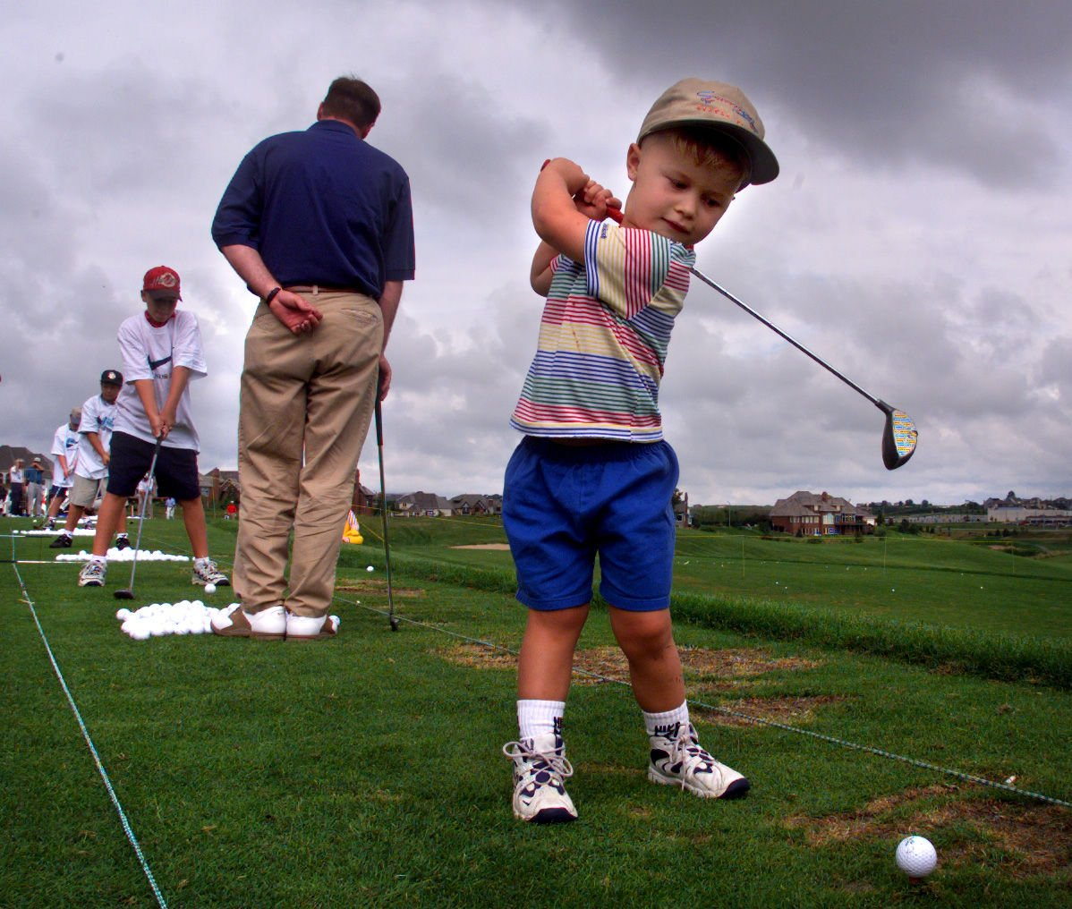 Family Golf Days