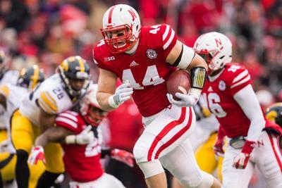 Nebraska's Mick Stoltenberg