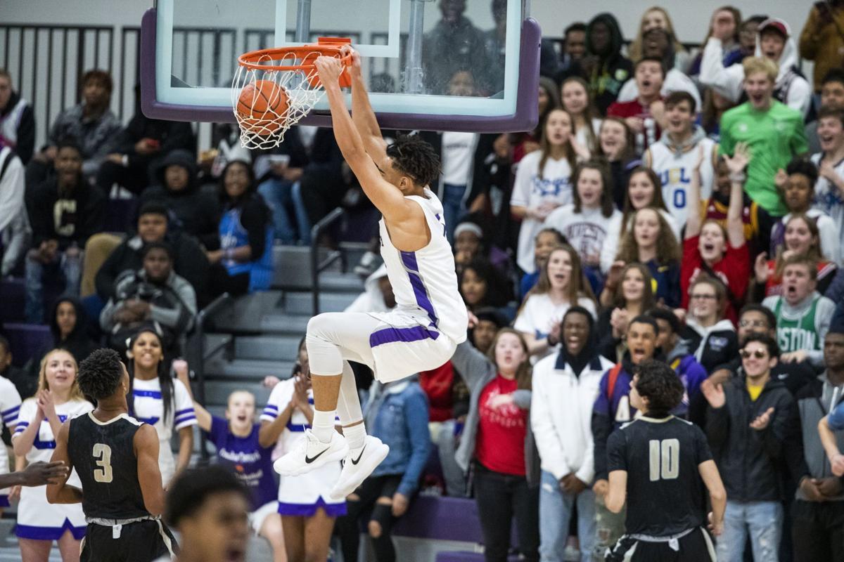 Photos: Omaha Central vs. Omaha Burke boys basketball ...