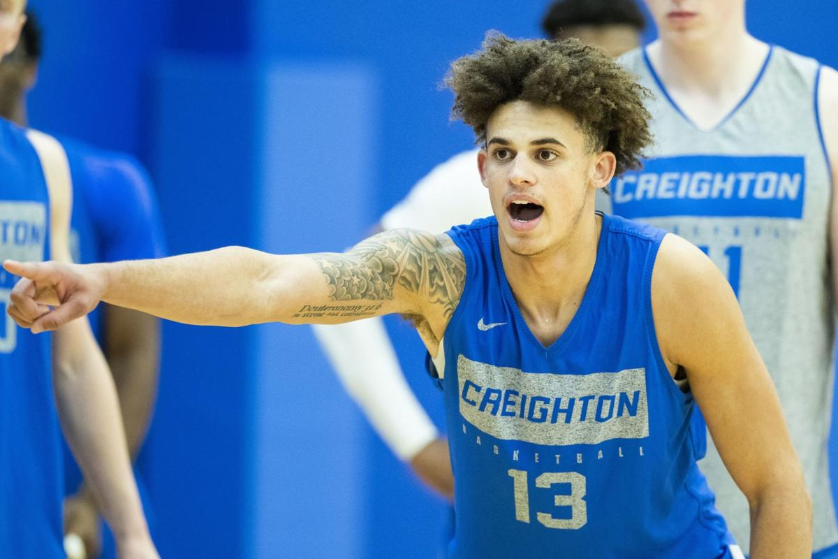 Meet Christian Bishop, a former guard who is Creighton's new man in middle